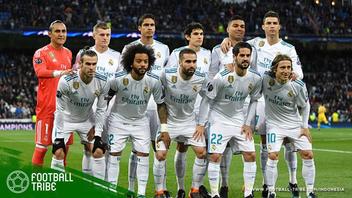 Real Madrid Berita