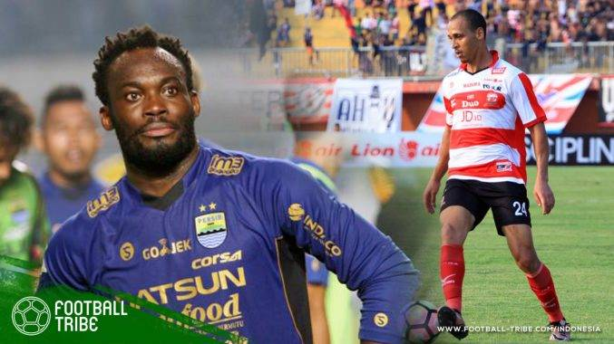 Marquee Player Liga 1 2017: Di Mana Mereka Sekarang?