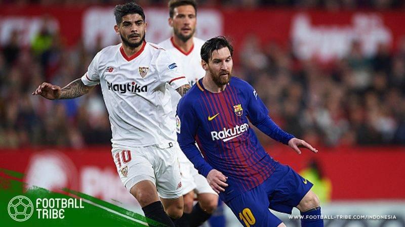 Liga Spanyol sudah memasuki pekan ke-30