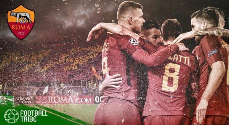 AS Roma yang Lebih dari Sekadar Klub 'Supermarket'