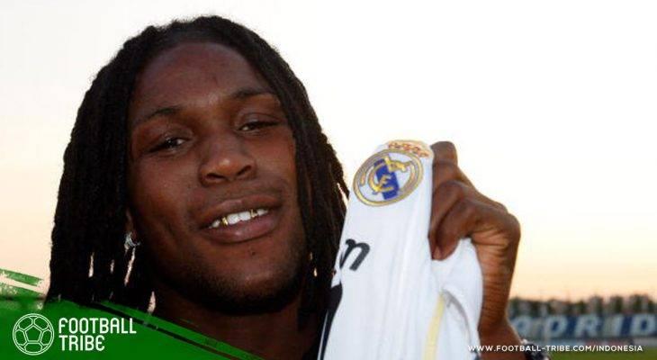 Royston Drenthe, Mantan Wonderkid Real Madrid yang Kini Menjadi Rapper