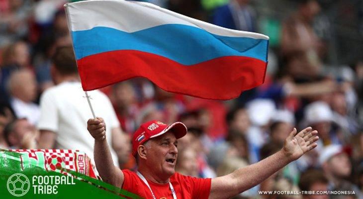 Piala Dunia di Depan Mata dan Sederet Kegilaan yang Pernah Terjadi di Sepak Bola Rusia