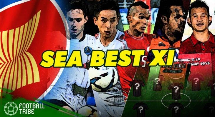 Sebelas Pemain Terbaik di Asia Tenggara Pekan Ini (21-23 April)