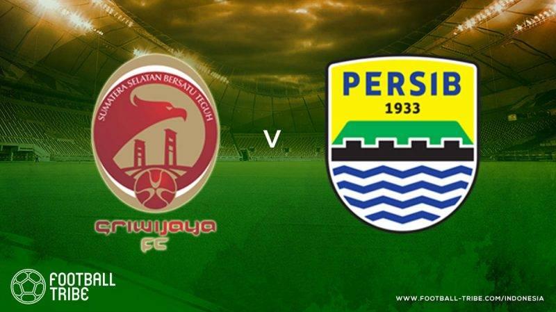 Maung Bandung takluk usaha Sriwijaya FC yang tak kenal menyerah