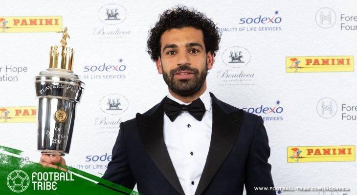 Penghargaan PFA untuk Mohamed Salah, tentang Cara Inggris Apresiasi Pemain Muslim