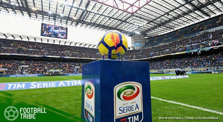 Serie A Kembali dengan Gairah Berbeda