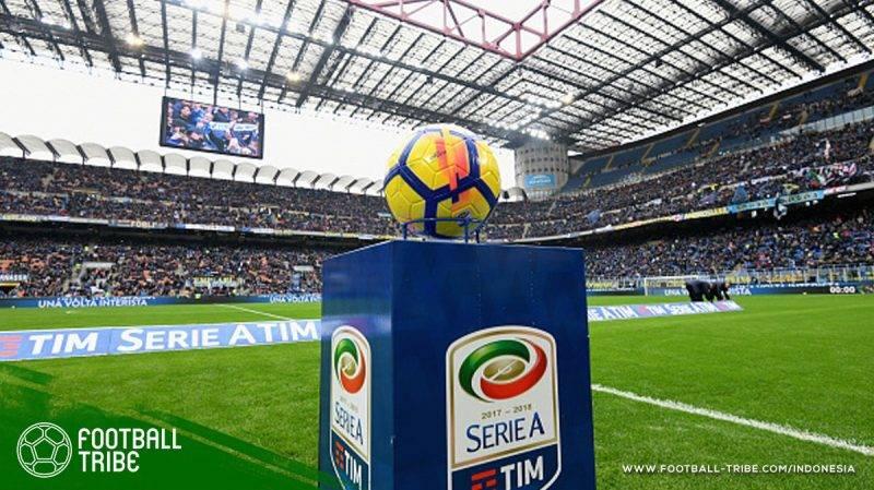 Serie A juga menyuguhkan rivalitas