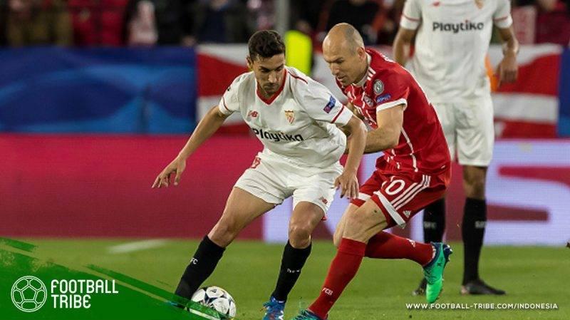 Sevilla harus menyerah