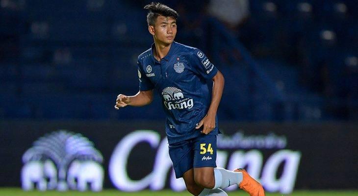 Remaja Berusia 15 Tahun Cetak Rekor sebagai Pemain Termuda yang Berlaga di Liga Thailand