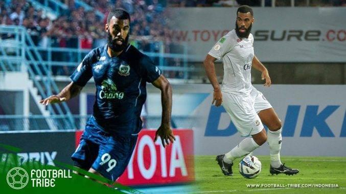 Sylvano Comvalius Sudah Sebulan Tak Dimainkan Suphanburi FC