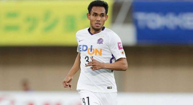 """Pelatih Sanfrecce Hiroshima: """"Teerasil Dangda Harus Belajar Merebut Bola"""""""