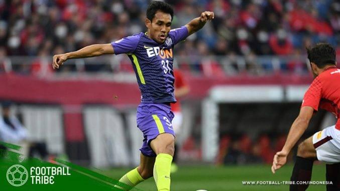 Teerasil Dangda Masuk sebagai Pengganti, Sanfrecce Hiroshima Menang dan Kuasai Puncak J-League 1