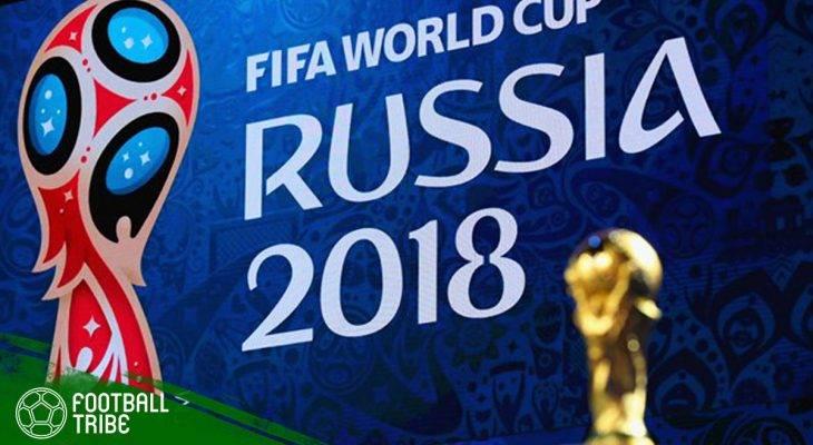 Parade Jersey Piala Dunia 2018 Bagian Kedua
