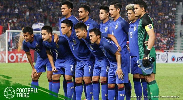 Usung Misi Pertahankan Gelar Piala AFF, Thailand akan Berlatih di Eropa