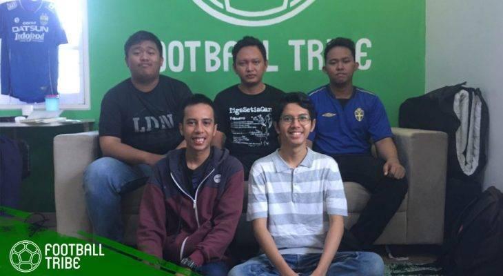 Football Tribe Academy Resmi Berjalan!