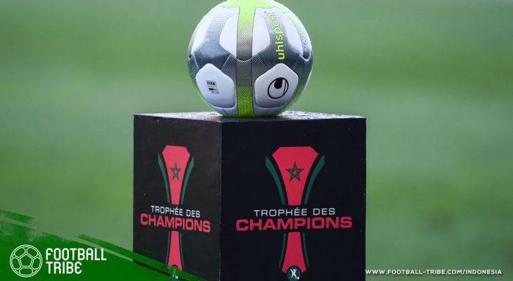 Trophee des Champions akan Diselenggarakan di Cina