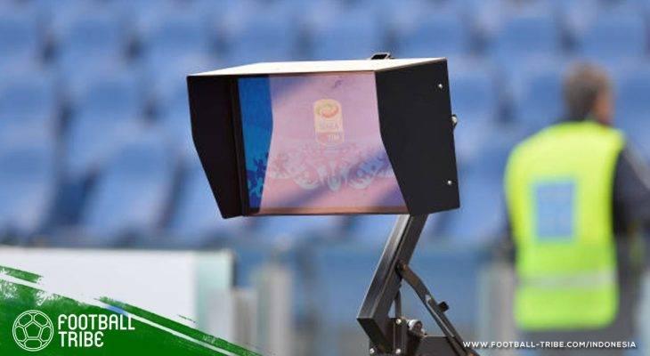 VAR di Serie A: Banyak Hasil Positif, tapi Tak Luput dari Sisi Negatif