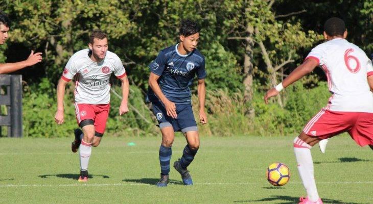 Wan Kuzain, Pesepak Bola Muda Asal Malaysia Gabung ke Sporting Kansas di MLS