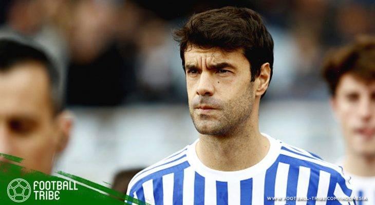 Akhir Karier Xabi Prieto, Sang Raja Penalti Pengabdi Setia Real Sociedad