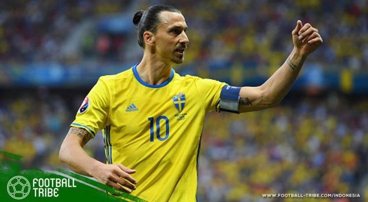 Layakkah Zlatan Ibrahimovic Dibawa Swedia ke Rusia?