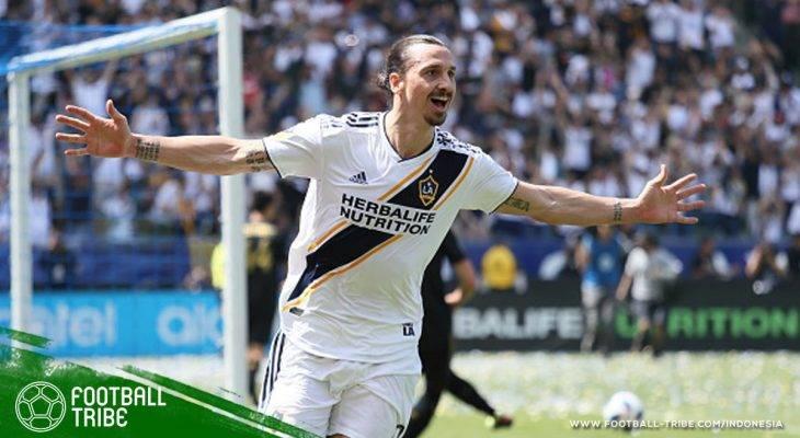 Ucapan Selamat Datang ala Zlatan Ibrahimovic untuk Sepak Bola Amerika Serikat