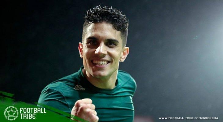Marc Bartra yang Kembali Tersenyum bersama Real Betis