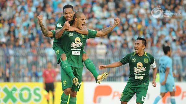 Menanti Taji David da Silva bagi Persebaya Surabaya