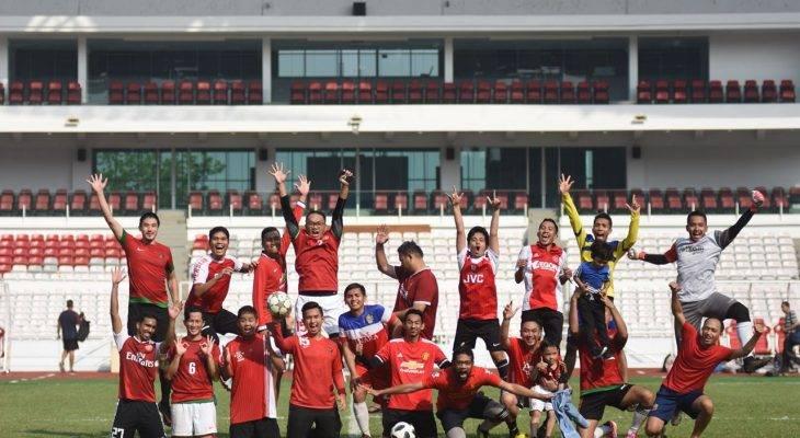 Bagaimana Sih Rasanya Bermain Sepak Bola di Stadion Utama Gelora Bung Karno?