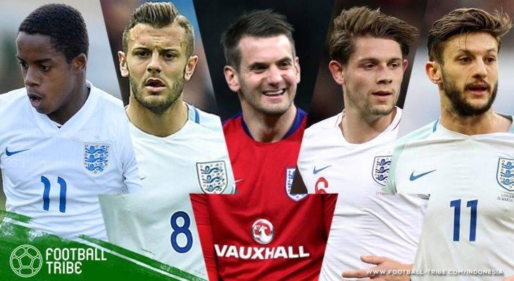 11 Pemain Terbaik Inggris yang Tidak Dipanggil oleh Gareth Southgate