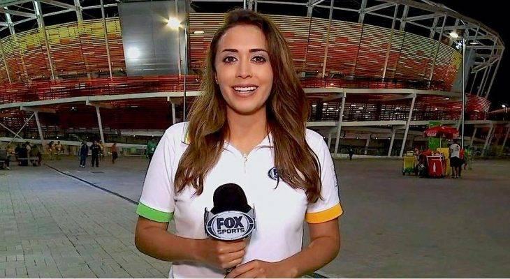 Reporter Perempuan di Meksiko Alami Pelecehan di Liputan Liga Champions CONCACAF dan Memukul Balik Pelakunya