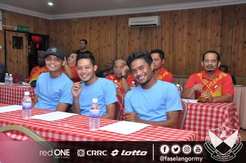 Selangor FA memastikan masa depan kedua pemain Indonesia