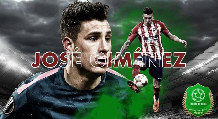 Football Tribe 44 Universal Player Awards: Jose Gimenez