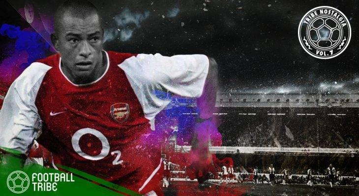 Gilberto Silva, Pahlawan Arsenal yang Tak Terlihat