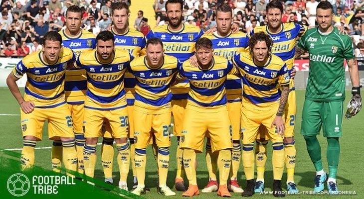 Parma Beli Kembali Sarana Latihan Mereka di Collechio