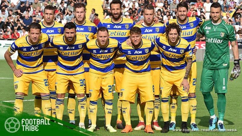 kondisi finansial Parma