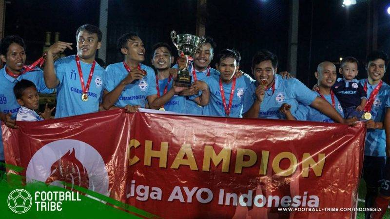 Liga Futsal AYO Indonesia