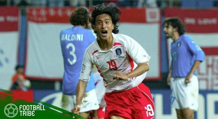 Lima Gol Ikonik Penggawa Asia di Piala Dunia