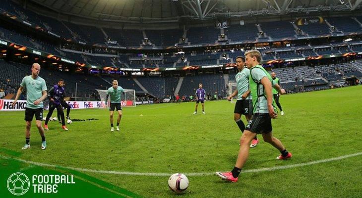 Tribe Tank: Mengintip Latihan Ajax Amsterdam Menjelang Final Liga Europa 2016/2017