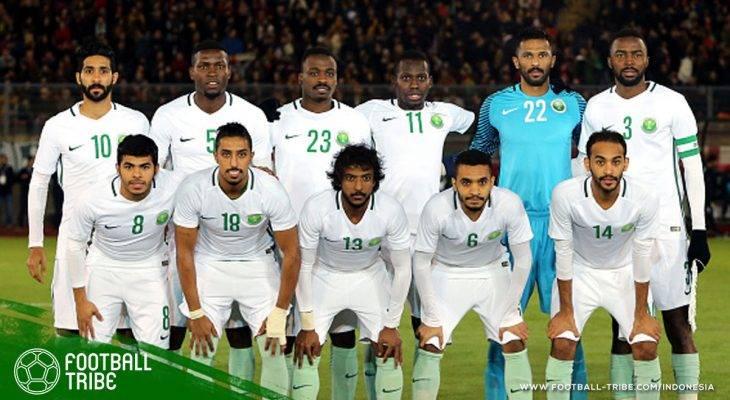 Proyek 'Menyekolahkan' Pemain ke Spanyol Gagal, Persiapan Arab Saudi ke Piala Dunia 2018 Terganggu?
