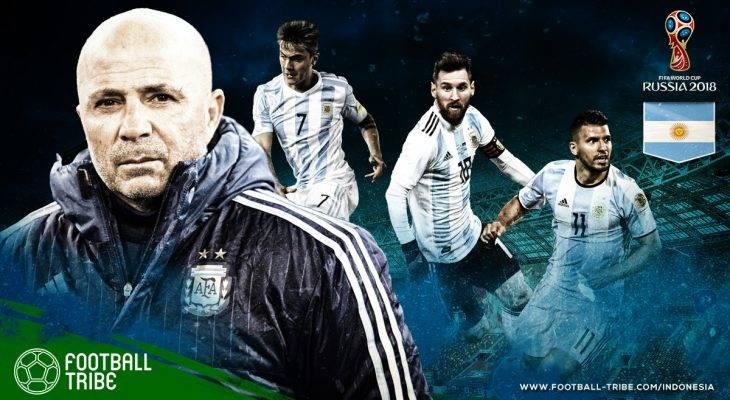 Profil Argentina di Piala Dunia 2018: Urusan yang Belum Tuntas bagi Lionel Messi dan Albiceleste