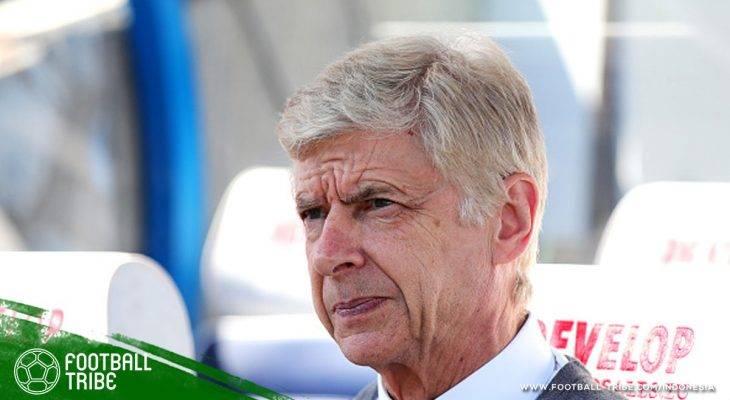"""Arsene Wenger Sempat Tolak Real Madrid Sebanyak """"Dua Atau Tiga Kali"""""""