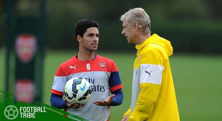 Pihak Arsenal dan Mikel Arteta akan Mengadakan Pertemuan Hari Ini