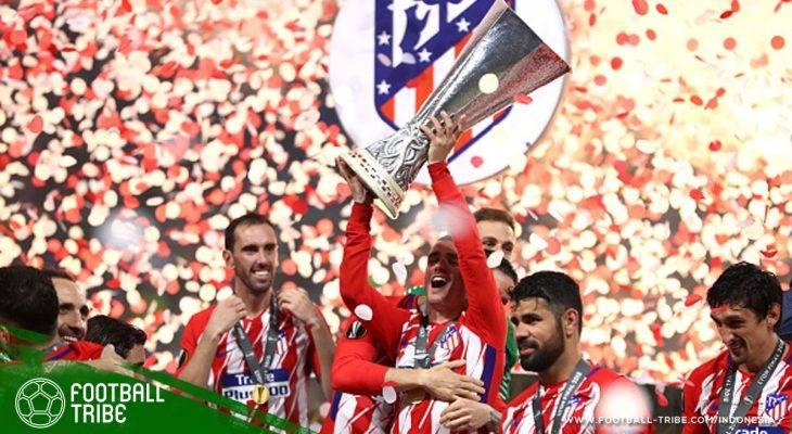 Klub-klub yang Terlempar dari Liga Champions dan Juara Liga Europa