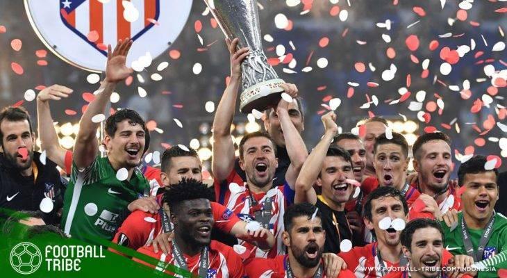 Final Liga Europa: Redam Marseille, Atletico Sabet Gelar Juara