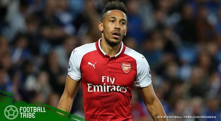 Menanti Gebrakan Pierre-Emerick Aubameyang bersama Arsenal Musim Depan