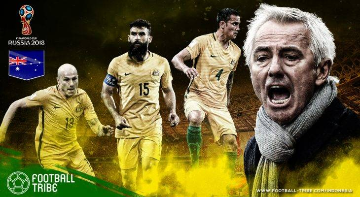 Profil Australia di Piala Dunia 2018: Bersama Pelatih Baru, Socceroos Tidak Ingin Sekadar Jadi Penggembira