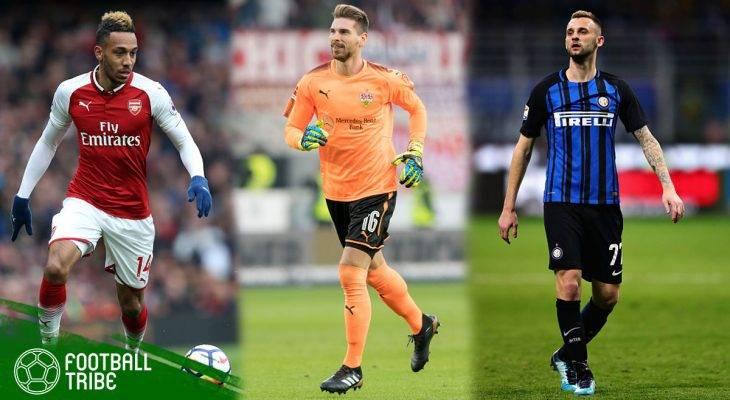 Best XI Liga Top Eropa Edisi 5-7 Mei 2018