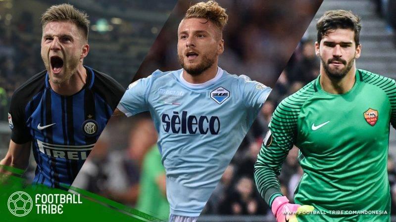Best XI Serie A 2017/2018