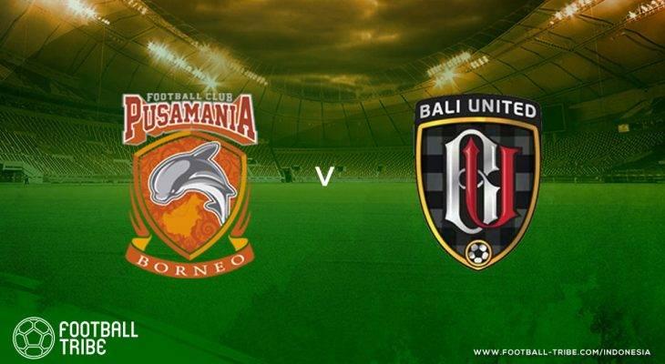 Tribe Rating: Bali United Biarkan Borneo FC Menyusul di Papan Klasemen
