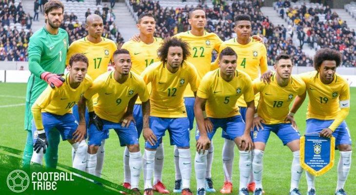 Skuat Brasil dan Dilema Indah yang Dihadapi Tite